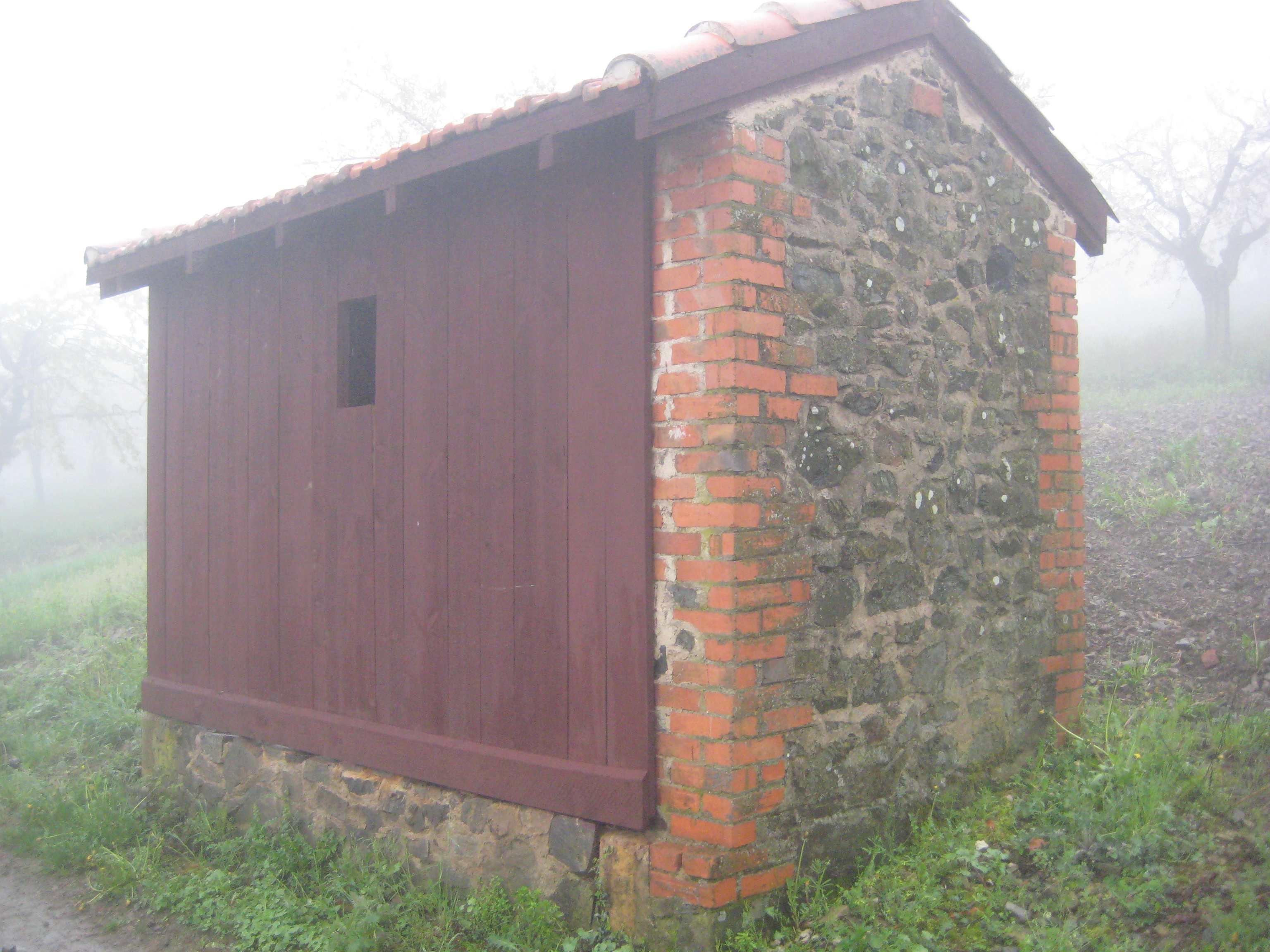 cabanes de vignes Rhules