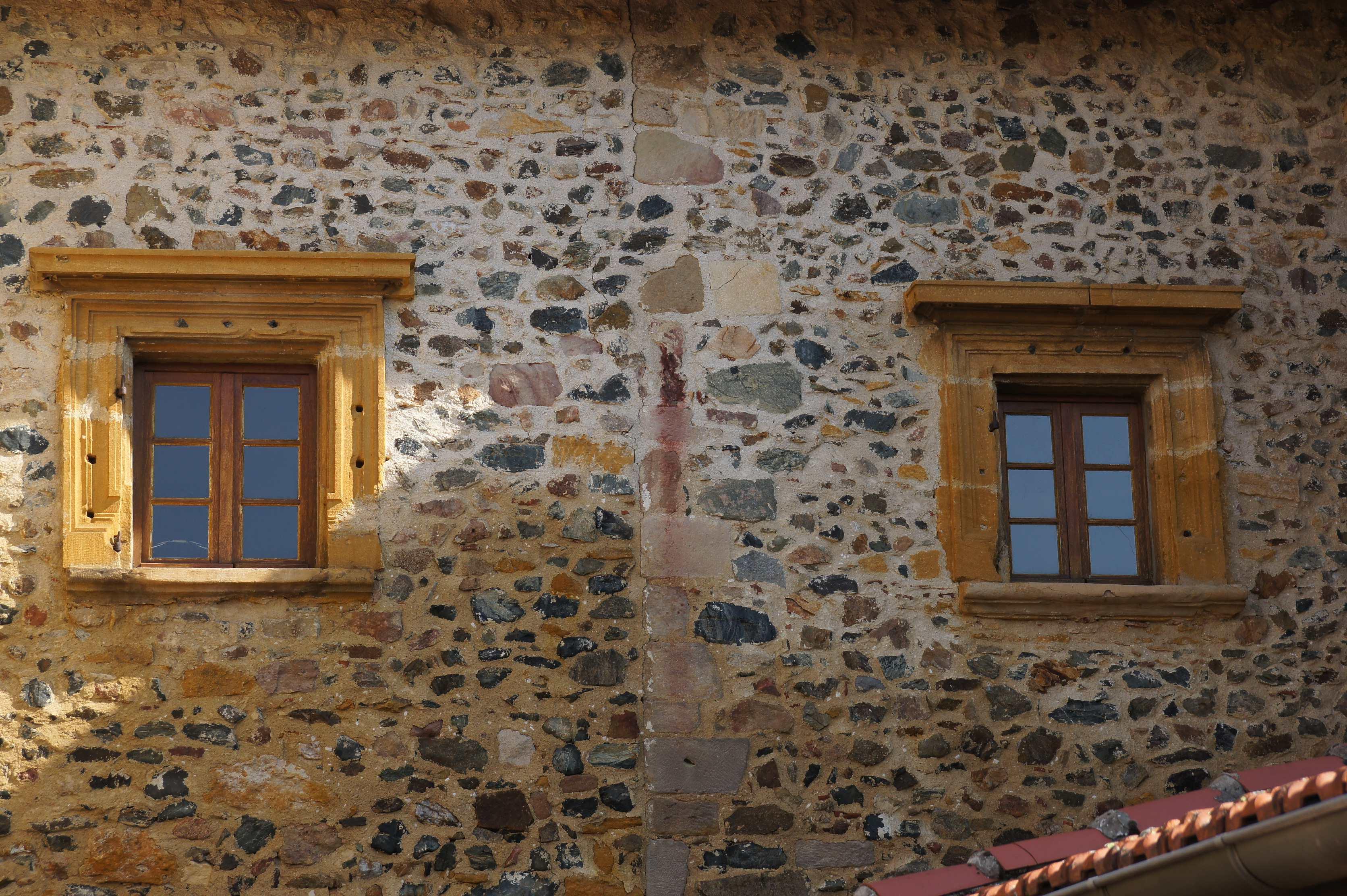 fenêtre à menaux