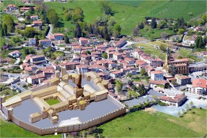Abbaye dans savigny