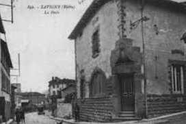 La poste Savigny