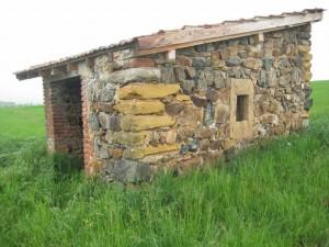 cabane de vigne à Marange