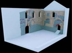 maquette olivia puel - Abbaye