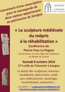 La Sculpture médiévale, du mépris à la réhabibitation