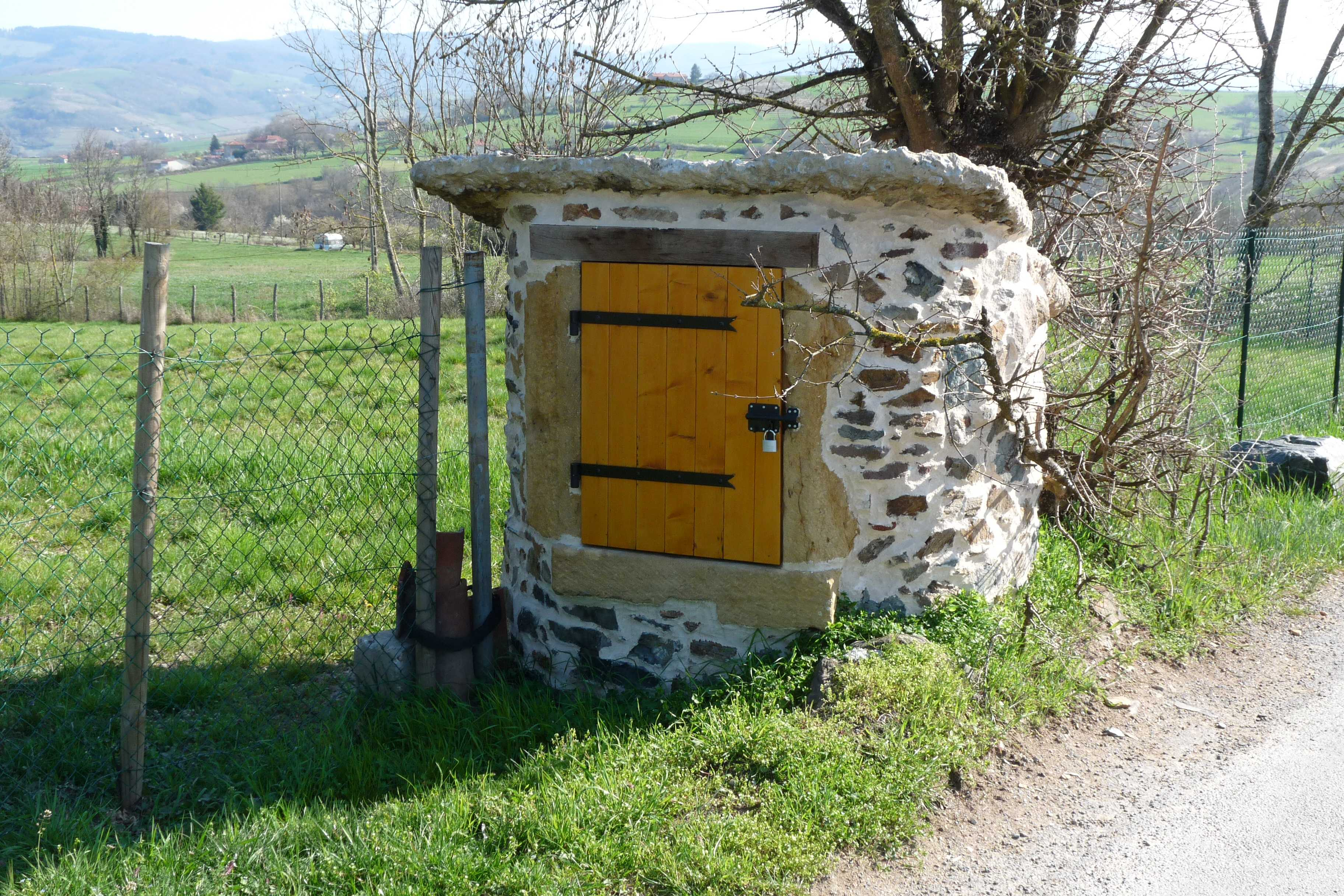 savigny-puits