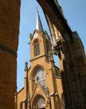vue Eglise savigny